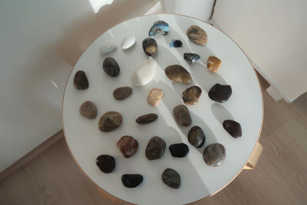 Minimalismipeli, päivä 27: kivet
